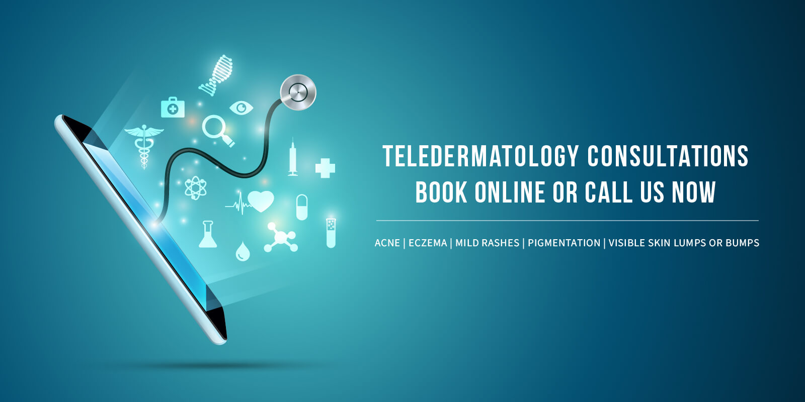 Teledermatology Consultations